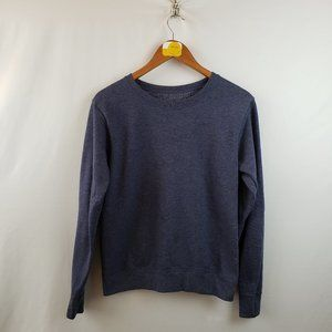 Hanes Crew Neck Sweatshirt Sz Small Gray